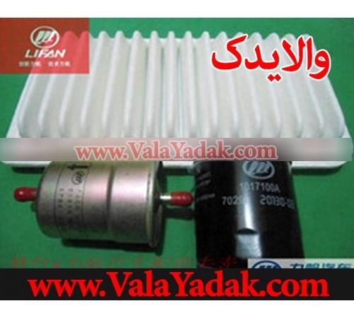 فیلتر روغن-بنزین-هوا لیفان x60